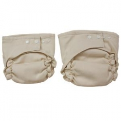 OsoCozy Two Size Fitted Diaper