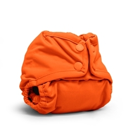 Rumparooz Lil Joey Newborn Snap Cover Pumpkin