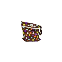Sweet Pea Wet Bag Polka Dots