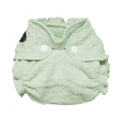 Imagine Newborn Fitted Diaper Emerald Snap
