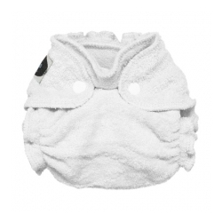 Imagine Newborn Fitted Diaper Snow Snap