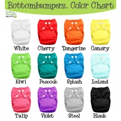 Bottombumpers Front Snap AIOs