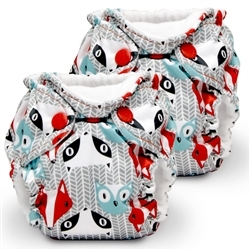 Lil Joey Newborn AIO Cloth Diapers